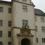 Haupteingang ins Schloss