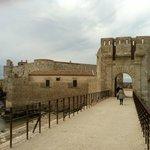 Castello Maniace, ingresso del complesso