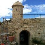 Castello Maniace, torretta