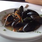 mussels !