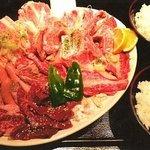 Soba Grilled Beef Fukuro