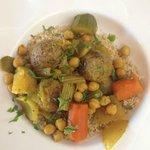 Organic and vegetarian cuisine