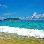 Пляж Nai Harn 5