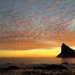 Sunset at Tintswalo Atlantic