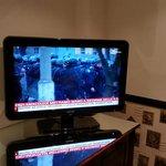 Tv LCD con Rainews24