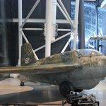 WWII Messerschmitt ME 263 rocket plane, Udvar-Hazy Center, April 2014