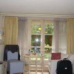 habitación twin standard