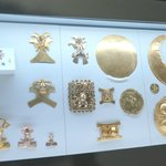 More of the pretty gold artifacts