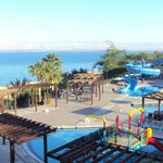 View from Dead Sea Spa