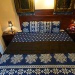 Room_1 Super king bed