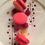 Dessert exceptionnel et superbement présenté ! Bravo !!!