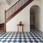 landhuis hallway
