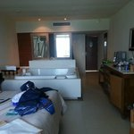 Our room 614 (conceriege level)