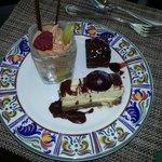 Buffet Desserts, YUM