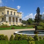 Bentley priory museum from the gardens