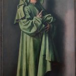 Barthélémy d'Eyck: Esiah in green Clothe