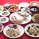重慶飯店 別館 コース料理