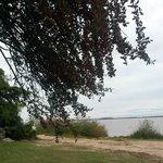 Confluencia de los ríos Uruguay y Paraná