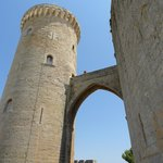 Замок Бельвер, мосты между башнями