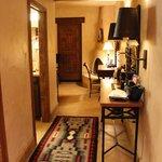 Our suite hallway