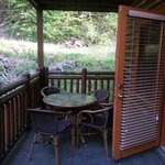 our Patio