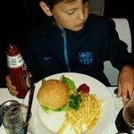 Children's burger