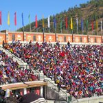 ESTADIO DE THIMPHU