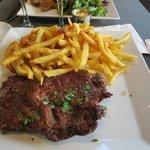 Ribeye Steak and Frites