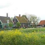 Il piccolo borgo di Zaanse