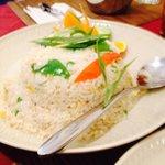 Thai fry rice