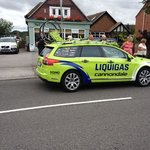 bacon butties for all at dinos on the tour of britain stage