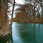 River front out in Hunt, Texas