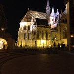 Matthias Church 5 minutes from hotel