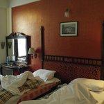hotelkamer begane grond