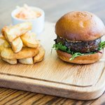 The Tablespoon Burger