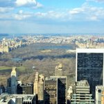 Central Park (March 2014) from Top of the Rock