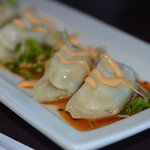 Best ever shrimp gyoza
