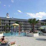 Pool & Recreation Area