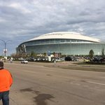 Easy drive to Cowboys new stadium