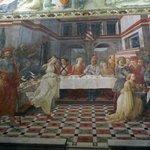 La danse de Salomé devant Hérode et Hérodiade
