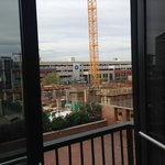 construction right outside your window