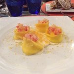 crimps(gamberi)🍤 - unusual and molto buono!))