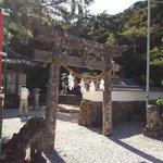 13.10.12【和多都美神社】鳥居