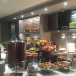 Breakfast at Rydges hotel Melbourne