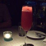 Cocktails at Eat Me Restaurant