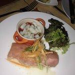 appetizer @ Sirena restaurant