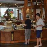 main hotel dining area