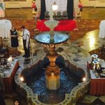 Interior Fountain Room
