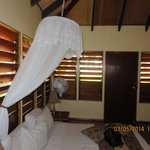 Bed in the Bure