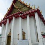 Wat Kalayanamitr in Bangkok